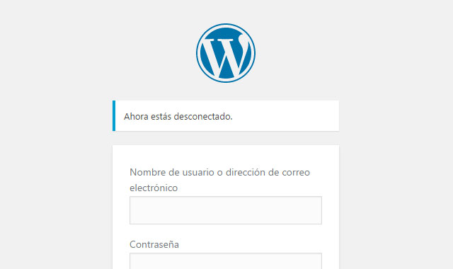 Cambiar Logo de WordPress en Formulario Login
