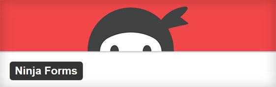 El plugin de formularios Ninja Forms para crear formularios en WordPress
