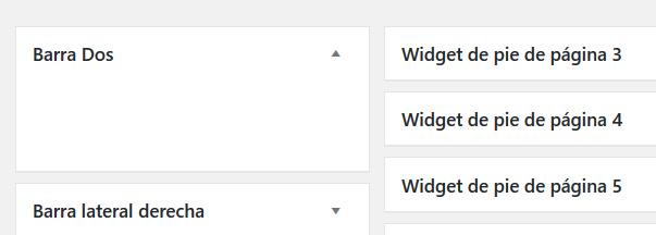 Insertar Nueva Barra Lateral (Sidebar) en WordPress — WPBody