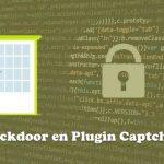 Problema de Seguridad Backdoor en el Plugin Captcha en WordPress