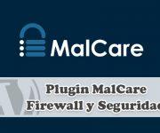 Plugin MalCare para Firewall y Seguridad de WordPress