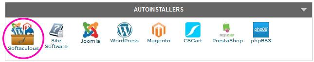 Cómo Instalar WordPress con Softaculous