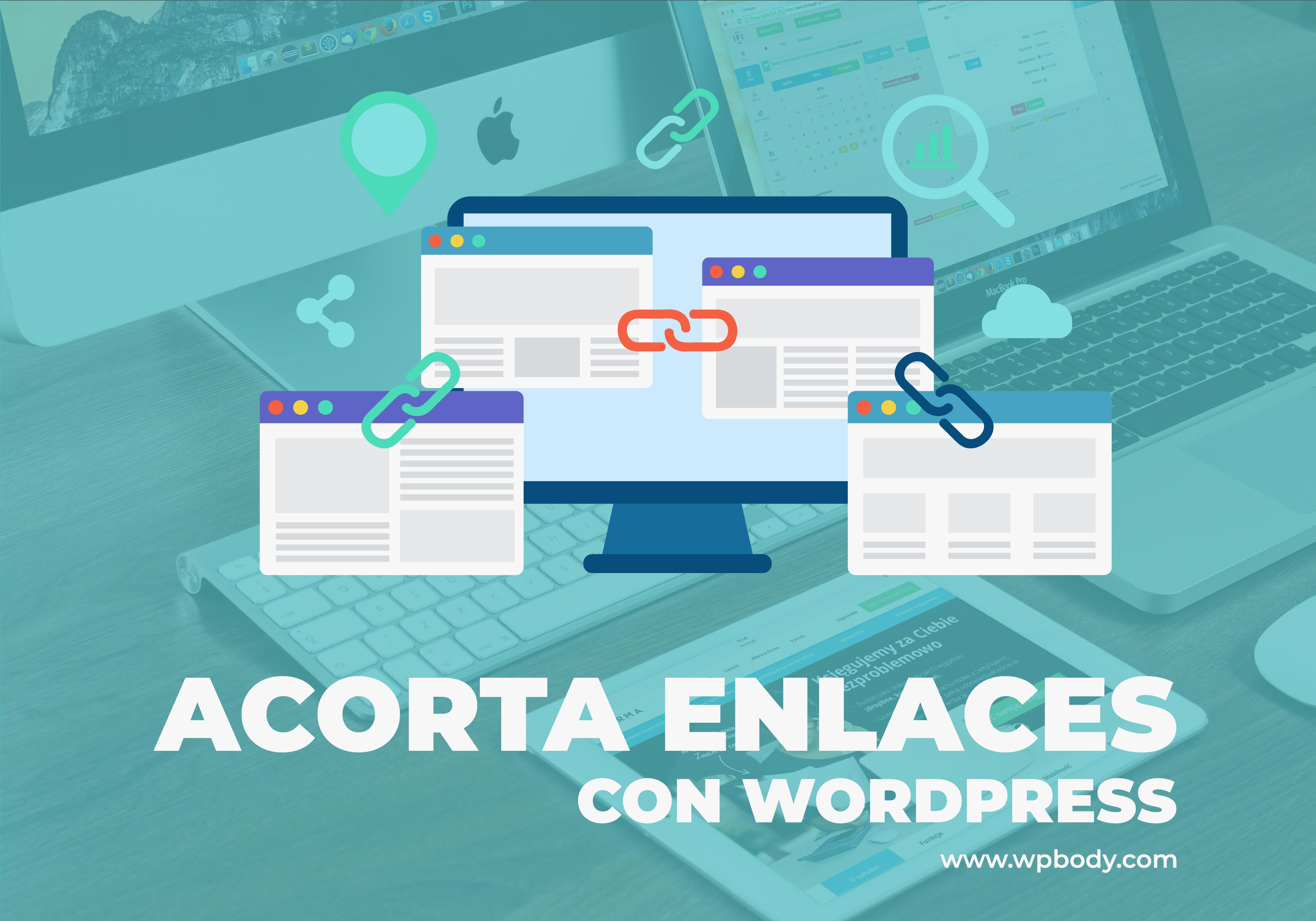 crea un enlace corto en WordPress