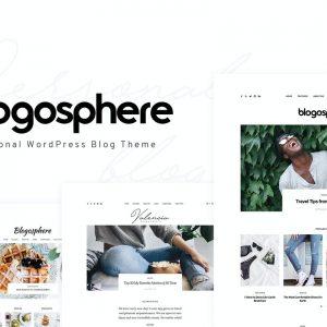 Blogosphere Multipurpose Blogging Theme