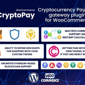 CryptoPay WooCommerce Plugin