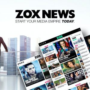 Zox News - Professional theme WordPress